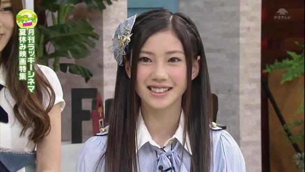 【ロリコン速報】美しすぎるSKE48研究生・北川綾巴14歳が可愛すぎヤバイ 高須クリニックも絶賛wwwwwwwwww※画像ありのサムネイル画像