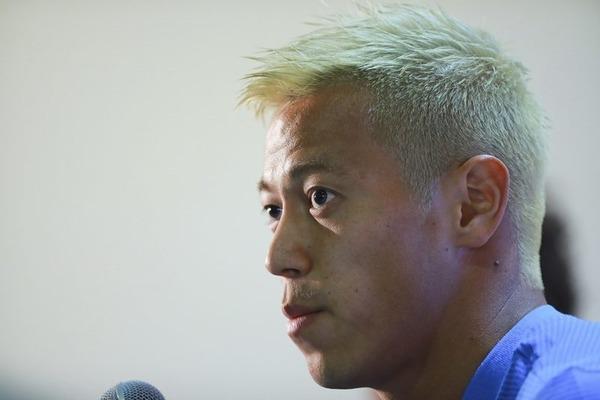 【悲報】「本田圭佑がロッカールームを完全に壊している」 メキシコメディアが本田を痛烈批判wwwwwwwwwwwwのサムネイル画像