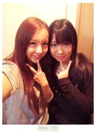 【画像あり】元AKB48板野友美の実妹(高3)も芸能界に興味wwwwwwwww可愛すぎワロタwwwwwwwwwwのサムネイル画像