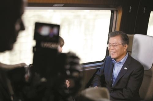 【衝撃】韓国・文大統領「アメリカが平昌五輪の安全の責任を負う」のサムネイル画像