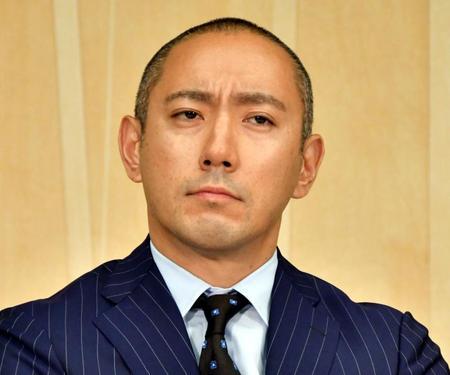 【悲報】市川海老蔵、緊急地震速報に「少々大袈裟では?」のサムネイル画像