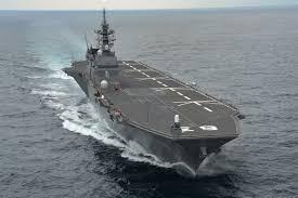 【防衛】安倍首相、護衛艦「いずも」の空母化を検討 → その理由wwwwwwwwwwwwwwwwwのサムネイル画像