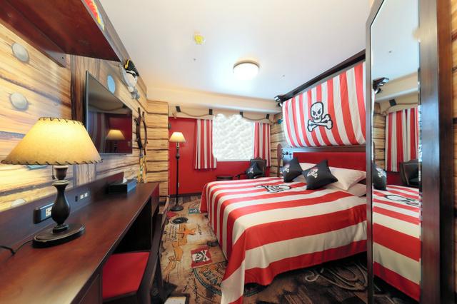 【画像】レゴランドが本気だした!レゴホテル爆誕!!一室31000~53000円wwwwwwwwのサムネイル画像