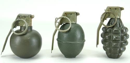 10歳の息子が持ち帰った手榴弾、父親が息子の警告を無視してピンを引き抜き爆発のサムネイル画像
