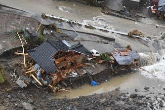 【悲報】九州の記録的豪雨で2人死亡50万人避難 → 韓国ネットが大喜びのお祭り状態に・・・のサムネイル画像