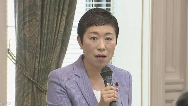 【中朝首脳会談】辻元清美、日本の状況を懸念wwwwwwwwwww のサムネイル画像