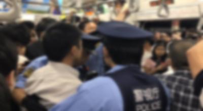 【悲報】痴漢の疑い → 警察「署まで任意同行な」→ 逮捕へwwwwwwwwwwwwwのサムネイル画像