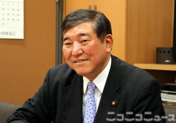 【日本は冷静な対応を】自民・石破氏、釜山の慰安婦像問題で「やられたらやり返す」日本の対応よくないwwwwwwwwwwwwwwwwwのサムネイル画像