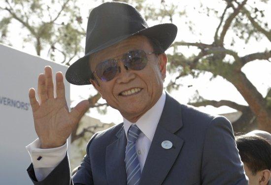 【悲報】安倍首相、麻生太郎財務相を更迭か? のサムネイル画像