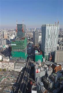 【再開発】東京駅や渋谷、虎ノ門…五輪後見据えて国際競争力強化のサムネイル画像