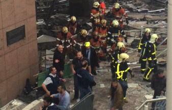 ブリュッセル同時テロか 空港や地下鉄で爆発20人死亡のサムネイル画像
