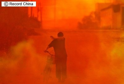 中国ヤバイ、環境汚染の影響で先天性障害児の出生率が14.79%のサムネイル画像