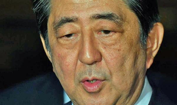 【北朝鮮ミサイル】安倍首相「世界に対する挑戦だ!」← ダジャレですかwwwwwwwwwwwwwwwwのサムネイル画像