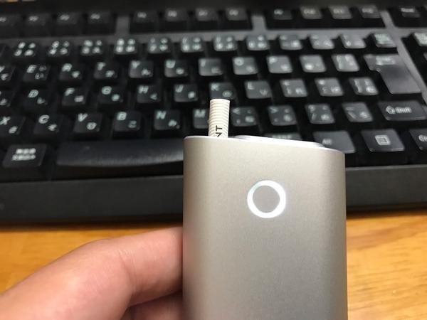 加熱式タバコ glo(グロー)全国販売開始!! のサムネイル画像
