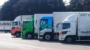 俺氏大型トラック2年目の月収wwww のサムネイル画像