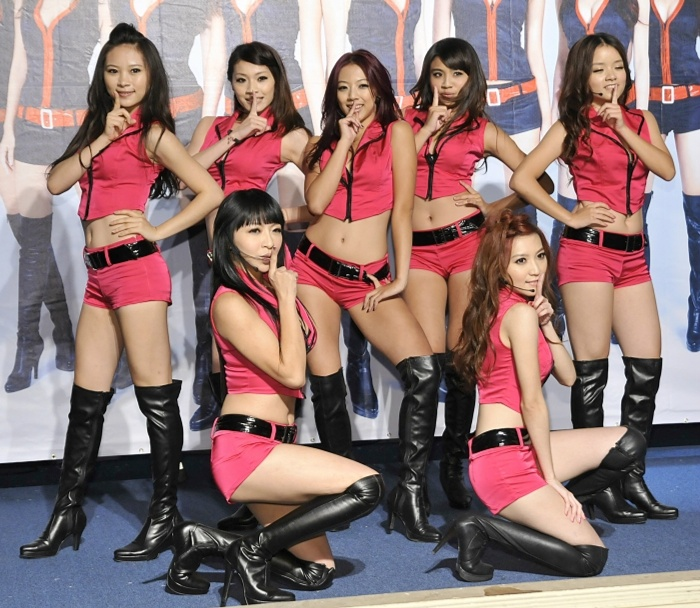台湾アイドル「少女時代は整形美人でスタイルは平凡」のサムネイル画像