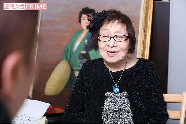浅香光代が野村沙知代死去でコメント「皆さまの気分を悪くしないように、来世では静かにしてほしい」 のサムネイル画像