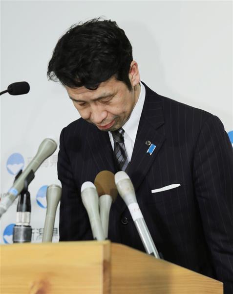 【悲報】米山隆一知事「金銭で好きになってもらおうと思った」のサムネイル画像