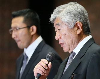 【速報】内田正人さん、日大常務理事の職務を「一時停止」へのサムネイル画像