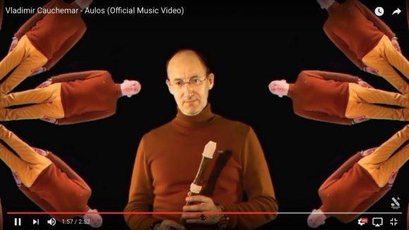 【動画】ロシア人のリコーダー奏者によるMVが「完全に狂気」と話題にwwwwwwwwwwのサムネイル画像