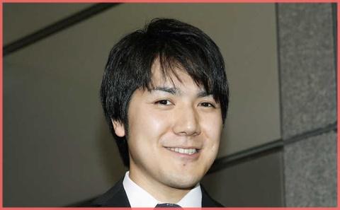 【経歴詐称】小室圭さん「スーツボタン全留め」に非難が殺到wwwwwwwwwwwwwwwwwwwのサムネイル画像