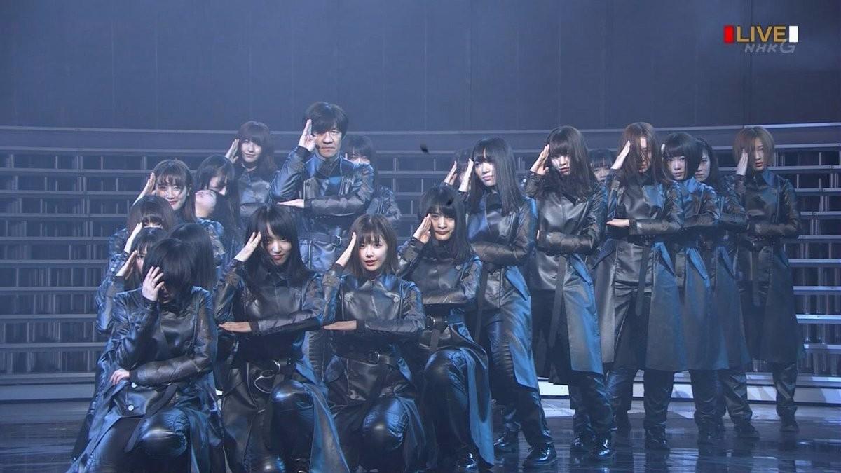 【放送事故】NHK紅白歌合戦で欅坂46メンバーが倒れる【動画】のサムネイル画像