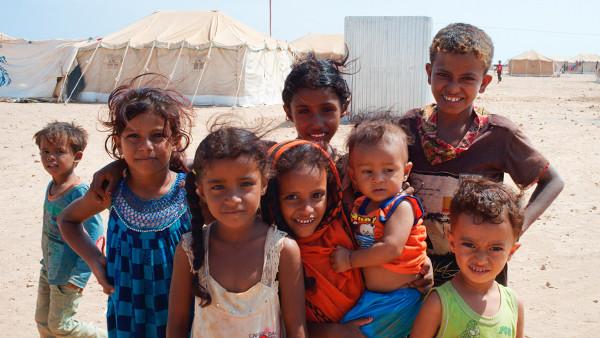 国連「イエメンでは、2220万人が人道支援を必要としています」のサムネイル画像