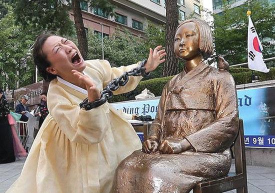 【韓国】「慰安婦がまるでアイドル化している」韓国人教授が慰安婦像の量産に苦言=ネット「韓国から出て行け」「日本人より恐ろしい」のサムネイル画像