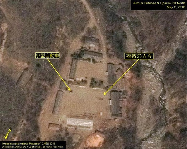 【悲報】北朝鮮、核実験場の「廃棄式典」に各国のメディアを招待 → 日本は蚊帳の外へwwwwwwwwwwwwのサムネイル画像