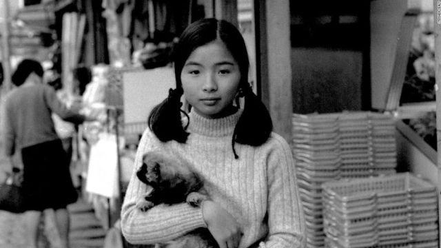米兵「1970年代に撮影した日本人少女を探しています!」のサムネイル画像