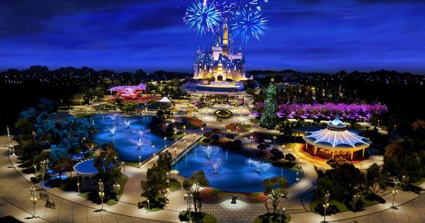 【中国】上海ディズニー、入場者数が想定の半分にも届かずwwwwwwwwwwwwwwのサムネイル画像
