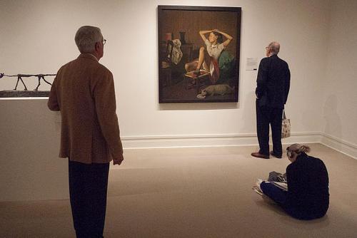 【悲報】メトロポリタン美術館に展示中の少女の下着が見えている絵画が「児童ポルノ」だと抗議が集まるwwwwwwwのサムネイル画像