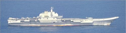 【太平洋】中国の航空母艦から J15戦闘機が発艦!!→ 日本政府もレーダーで確認へ・・・