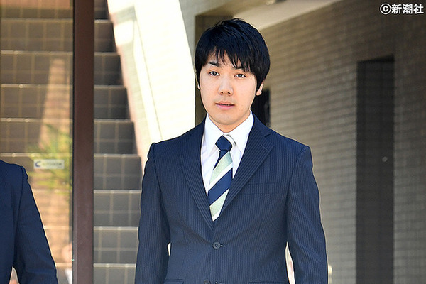【悲報】小室圭さんへの「解決金」、その額がこちらwwwwwwwwwwwwのサムネイル画像