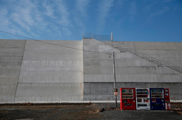 【岩手】陸前高田の「巨大防潮堤」に批判「牢屋にいる感じがする」のサムネイル画像