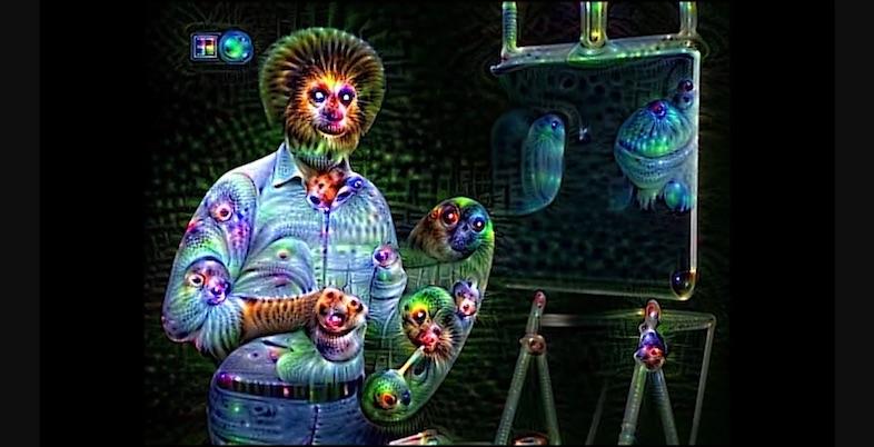 【閲覧注意】Googleの人工知能、だいぶ絵がうまくなるwwwwwwwwwwwwwwwwwwのサムネイル画像