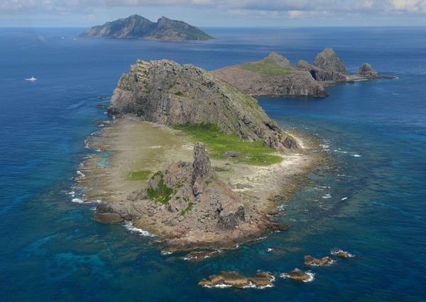 【速報】尖閣諸島に日米安保適用へのサムネイル画像