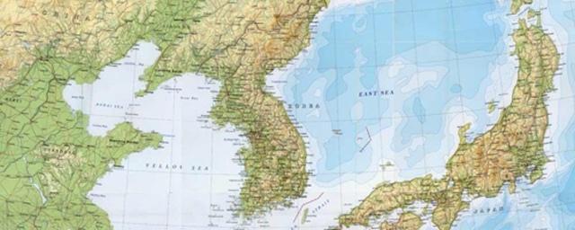【嫌がらせ】韓国の女子高生がイギリスのウェブサイトの「日本海」を「東海」に変更させることに成功wwwwwwwwwwwのサムネイル画像