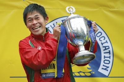 【マラソン】川内優輝(31)、公務員を退職してプロ転向へ!!!のサムネイル画像