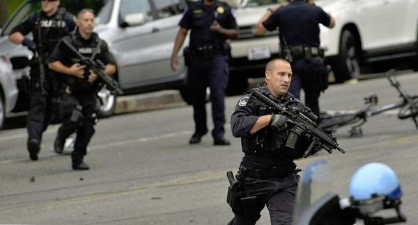 【アメリカ】黒人の妊婦、駆けつけた警察官に撃たれ死亡 米シアトルのサムネイル画像