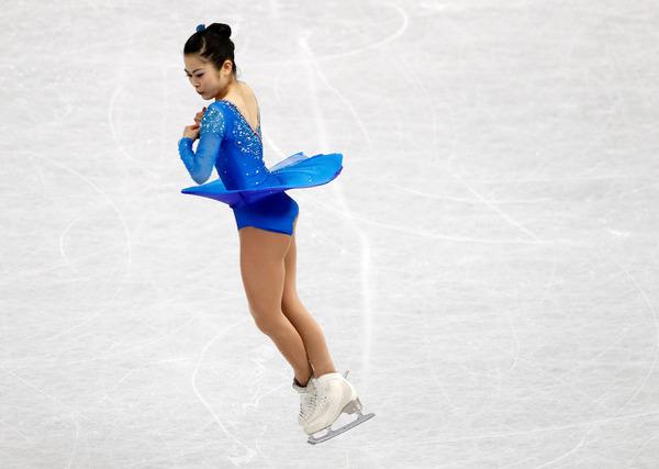 【韓国】平昌五輪、日本女子フィギュア「宮原」の謎の低得点に疑問の声・・・のサムネイル画像