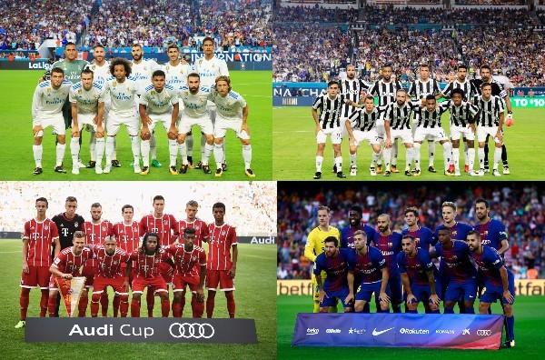"""【サッカー】コンフェデに代わる""""祭典""""!? 「スーパー・クラブワールドカップ」構想wwwwwwwwのサムネイル画像"""