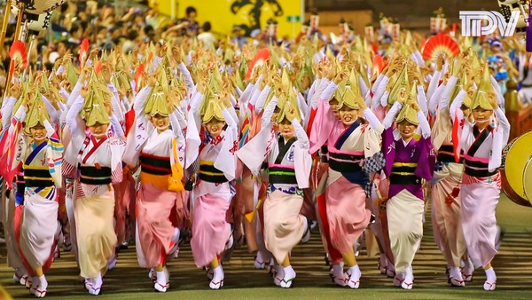 【徳島】阿波おどり主催の市観光協会が莫大な赤字を抱えた結果・・・のサムネイル画像