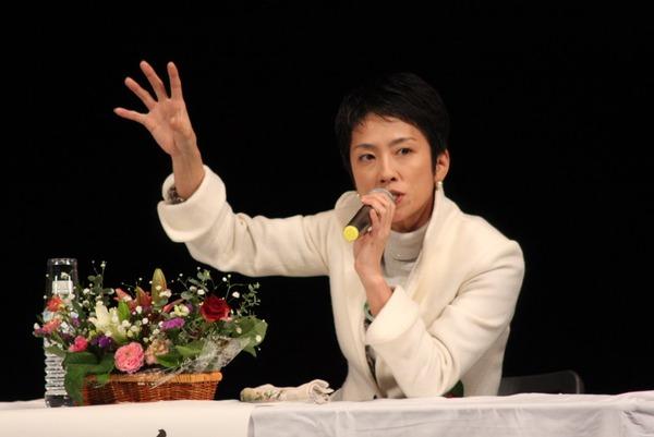 【悲報】民進党・蓮舫氏、もはや日本国籍があるかどうかも怪しいレベルへwwwwwwwwwwwのサムネイル画像