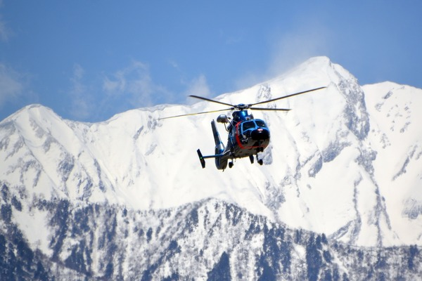 登山で遭難した女性が救助した警察官を批判「説教された!何様なの?」のサムネイル画像