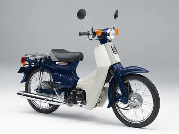 【悲報】排気ガス規制が厳しくなったため、50ccバイクの滅亡が目前に迫る・・・のサムネイル画像