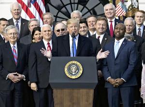 【朗報】アメリカで史上最大の減税法案可決wwwwwwwwwwwwのサムネイル画像