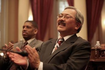 慰安婦像問題のサンフランシスコ市長、韓国ソウル市の名誉市民だったwwwwwwww のサムネイル画像