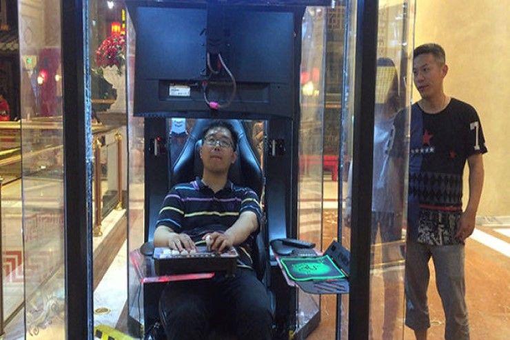 女性と買い物に行った際に男性が退屈しないための「ゲーム部屋」が話題にwwwwwwwwwwwwwのサムネイル画像
