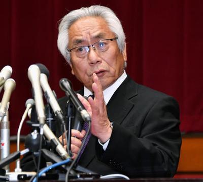 【衝撃】関学大さん、日大・宮川選手への「支援」を会見で表明!!!のサムネイル画像